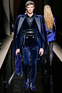 menandfashion: BALMAIN Fall/Winter 2016... / Who am i?