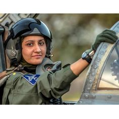 Ayesha Farooq, 26, Pakistans only female war-ready fighter pilot ...