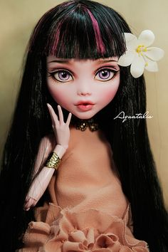 OOAK Monster high 17'' by Aquatalis | by AlexNg & QuanaP