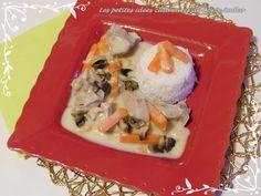 Blanquette de veau - Les petites idées culinaires de Chris Andco