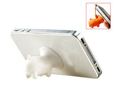 Universal Cute Holder Stand Earphone Jack Plug for iPhone 5 Samsung Galaxy S3