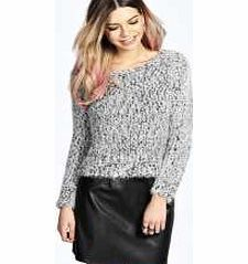 boohoo Willow Soft Knit Tinsel Crop Jumper - grey This metallic jumper is the easy way to jazz up your new season knits. Dress it up for the dance floor with a leather-look midi skirt , pointed courts and a metallic clutch . http://www.comparestoreprices.co.uk/womens-clothes/boohoo-willow-soft-knit-tinsel-crop-jumper--grey.asp