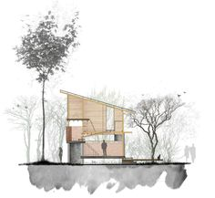 Ecuador, Floor Plans, Landscape, Architecture, Drawings, Presentation, House, Projects, Houses