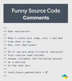must read hahahaha #programming #programmingfun ;)