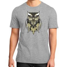 Eye of the Beholder District T-Shirt (on man)