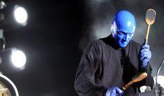 #Coachella Februrary 2003--  Beastie Boys and Blue Man Group