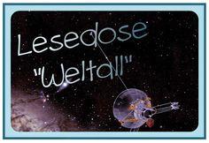 "Endlich Pause 2.0: Lesedose ""Weltraum"""
