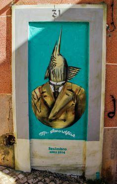 Mr.Swordfish. Sesimbra é Peixe 2014 .Salomé Afonso