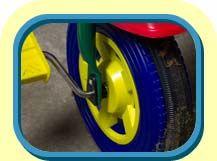 Wheel-related activities