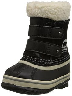 Otamise Boys Girls Outdoor Waterproof Cold Weather Winter Snow Boots Toddler//Little Kid//Big Kid