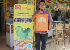 Aska, Bisnis Keripik Lampung Untuk Perbaiki Ekonomi Keluarga