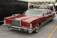 1979 Lincoln Continental limousine