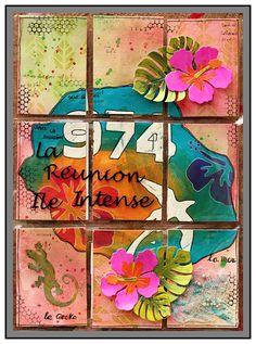 Pocket Letter région Réunion