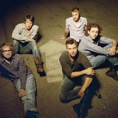 """OneRepublic (I think I've listened to """"Counting Stars"""" at LEAST 1 million times. Such a great song from a great band.)"""