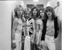 Def Leppard, 1983.  I got the ticket in my Easter basket. Thanks, Easter Bunny!
