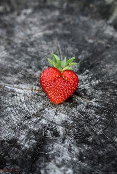 Amour à la fraise...