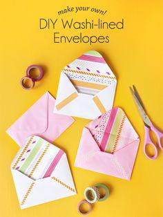 DIY-Washi-bordé-enveloppes