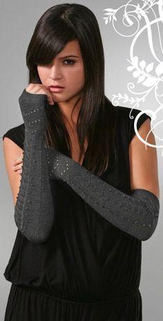 nice gloves...