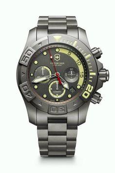 Victorinox Swiss Army - Dive Master 500 L.E. Chronograph