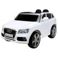 Masinuta electrica Audi Q5 alb Audi, Vehicles, Car, Vehicle, Tools