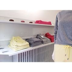 Love velour sweatshirts and Rauni cotton trousers in a row | 3.4.2014