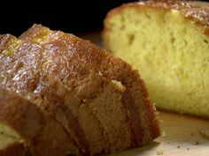 Orange Pound Cake from FoodNetwork.com Barefoot Contessa - watching this right now & this looks tremendous!