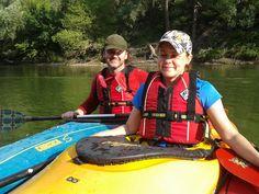 Škola kajaku a kanoistiky | EURORAFTING - divoké zážitky na vode