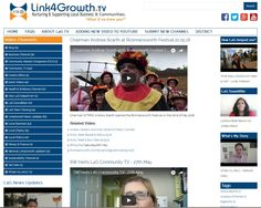 Link4growth TV | Connecting a nation together. Visit the L4G.tv portal here