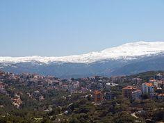 LEBANON, BROUMMANA, A LEADING SUMMER RESORT