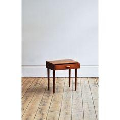 __Danish Bedside Table__ - Forest London