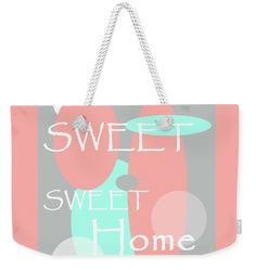 Jenny Rainbow Fine Art Weekender Tote Bag featuring the photograph Sweet Sweet Home by Jenny Rainbow Sweet Sweet, Sweet Home, Weekender Tote, Coral Color, Pantone Color, Colour Images, Basic Colors, Poplin Fabric, Bag Sale