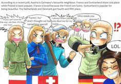 Why did I picture Poland having Nagisa's voice from Free! Hetalia Germany, History Jokes, Hetalia Funny, Vader Star Wars, Swim Club, I Love To Laugh, Noragami, You Funny, Poland
