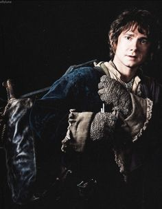 I love you, Bilbo Baggins.
