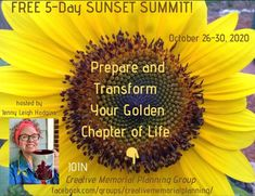 Funeral Planning, Spiritual Wellness, Cost Saving, Caregiver, Peace Of Mind, Self Care, Stress, October, Journey