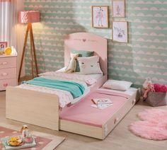 Cilek Baby Girl Kombi Kiságy Pótággyal (80×180 Cm) 20.42.1015.00.3 Toddler Bed, Baby, Furniture, Home Decor, Inspiration, Filing Cabinets, Computer File, Bed Nook, Pastel Colors
