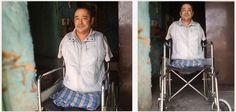 Ranjan Finds Hope After Tragedy- click the picture to read the story.