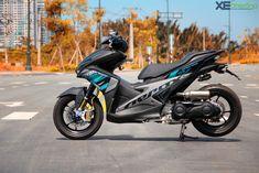 Yamaha NVX 155 độ monoshock độc đáo hàng đầu tại Việt Nam   Xe độ   Xe & Đời sống Aerox 155 Yamaha, Yamaha Scooter, Cars And Motorcycles, Vehicles, Motorbikes, Car, Vehicle, Tools
