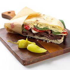 Love Your Lunch: 10 Healthy Sandwich Recipes