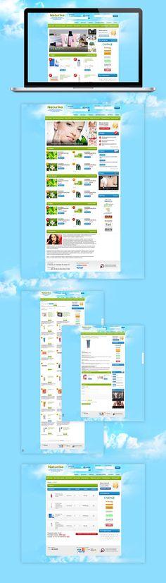Интернет-магазин Naturika, naturika.ru