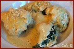 Self Sufficient Cafe: Suma Bloggers Network - Broccoli & Cauliflower Mornay