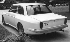 Volvo 142 V8