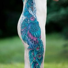 Astonishing Peacock with Feather Tattoo Ideas for Men and Women - Peacock Tattoos Symbolism and Meanings There are tons of different peacock tattoo variations and designs each with different meanings. So if you consider to get inked with its gorgeous bird image, learn some of the most …