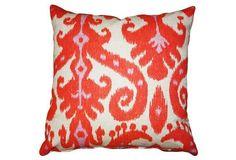 #Coral #cushion