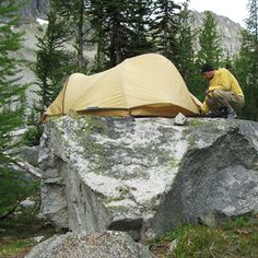 The Rule of 200 Feet and Other Campsite Tips