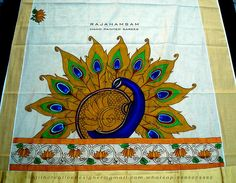 1000 images about mural paintings on pinterest kerala for Aithihya mural painting fabrics