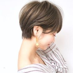 51 Pixie Haircuts You'll See Trending in 2019 - Hairstyles Trends Cute Hairstyles For Short Hair, Pixie Hairstyles, Pixie Haircut, Pretty Hairstyles, Asian Short Hair, Girl Short Hair, Short Hair Cuts, Short Hair Styles, Hair Color And Cut