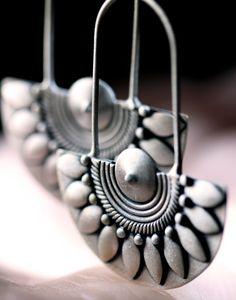 #silver #earrings