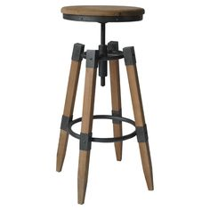 Quad Pod Barstool - also doubles as one of those artist stools.