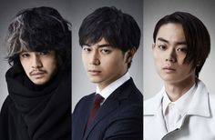 #liveAction #DeathNote2016 #cast #anime #manga #film #movie #live