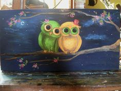 I love this! I could paint this on our shed door =)